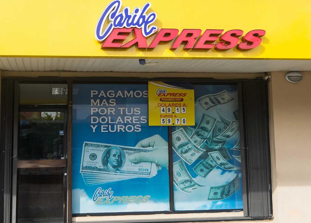 Sucurs Caribe Express