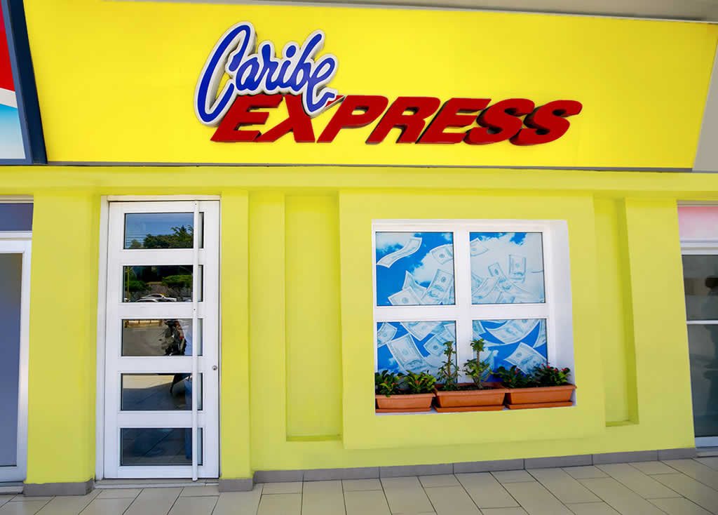 Sucursales - Caribe Express