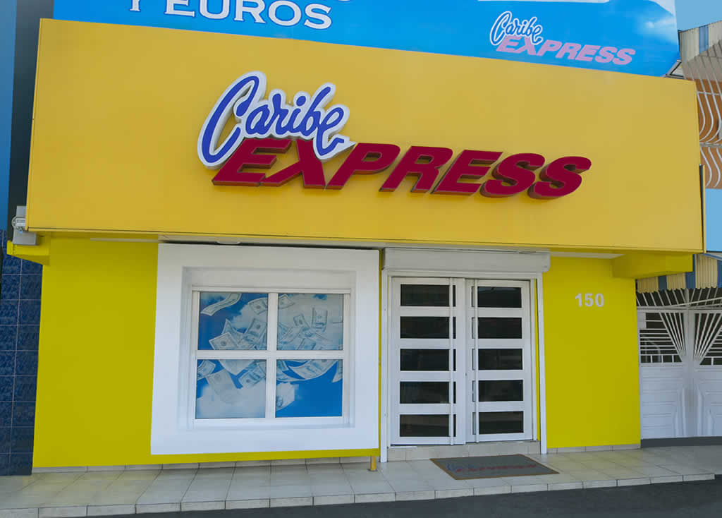 Caribe Express Money Transfer Locations - Image Transfer and