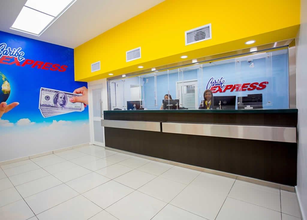 Bienvenidos Caribe Express